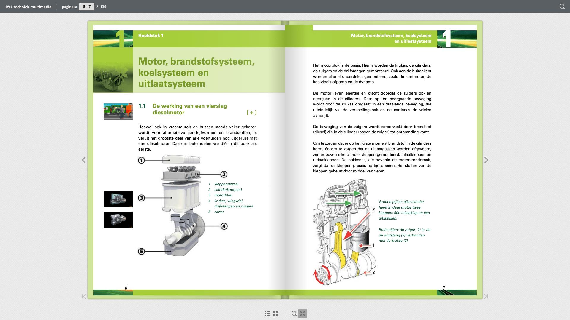 Bus Theorieboek RV1 Techniek