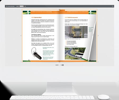 Vrachtwagen e-learning