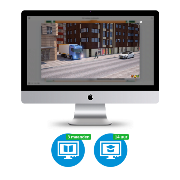 Vrachtwagen Online Large RV1 Video