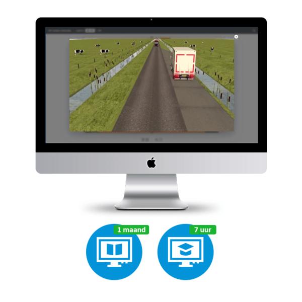 Vrachtwagen Online Small RV1 video