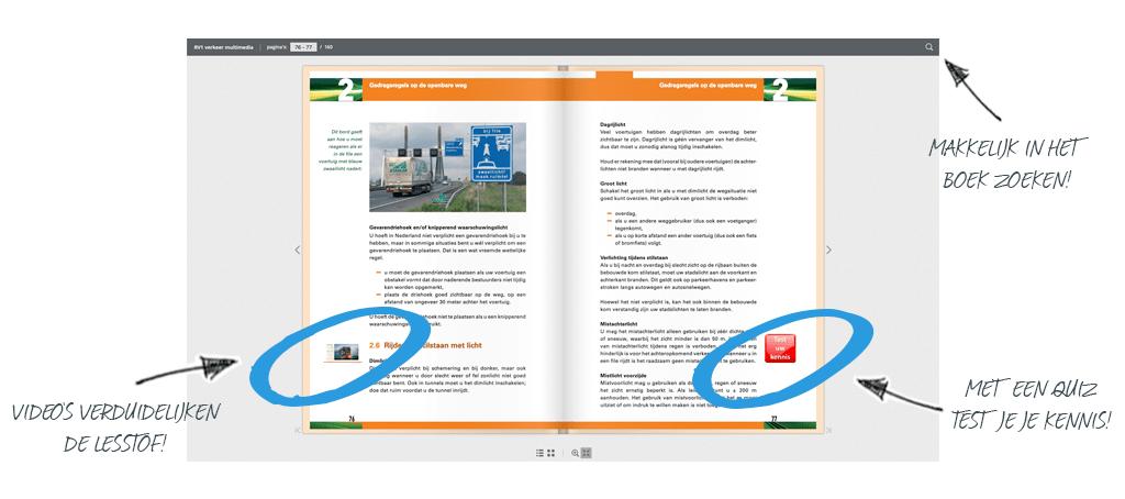 Vrachtwagen productpagina boek