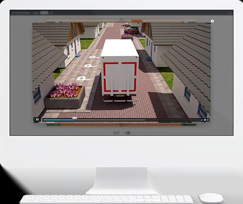 Vrachtwagen theorieboek video
